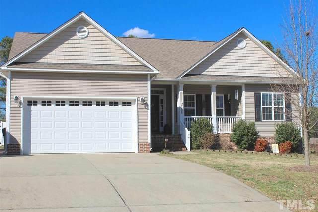 66 Silver Creek Drive, Clayton, NC 27520 (#2370751) :: M&J Realty Group