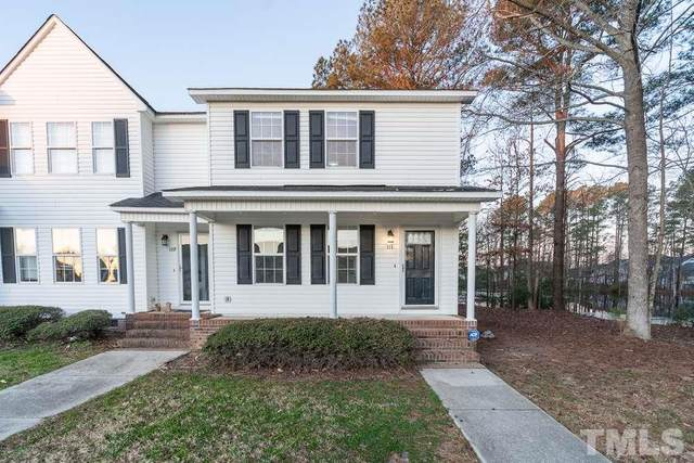 111 Mayfair Court, Clayton, NC 27520 (#2370762) :: M&J Realty Group