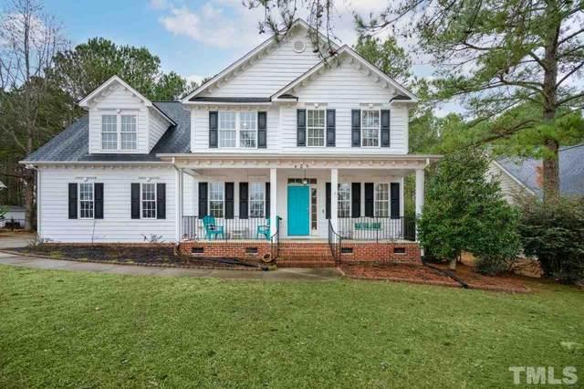 409 Broadmoor Way, Clayton, NC 27520 (#2370852) :: Real Estate By Design
