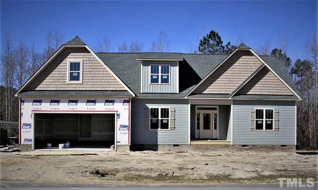 314 Long Grass Drive #57, Smithfield, NC 27577 (#2370976) :: M&J Realty Group