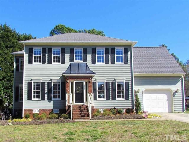 701 Old Scarborough Lane, Garner, NC 27529 (#2370986) :: Rachel Kendall Team
