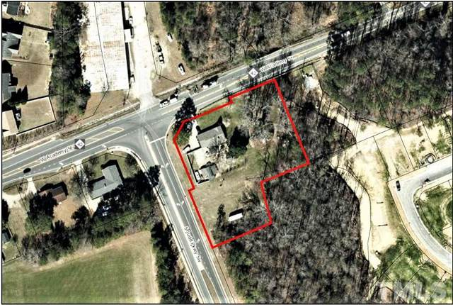 629 W Academy Street, Fuquay Varina, NC 27526 (#2371027) :: Triangle Top Choice Realty, LLC