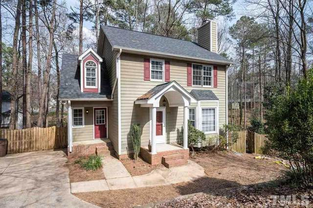 835 Joyner Court, Wake Forest, NC 27587 (#2371100) :: Southern Realty Group