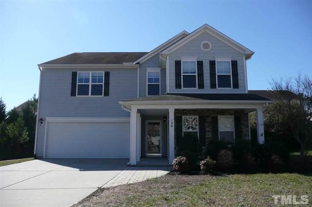 136 Brockton Ridge, Garner, NC 27529 (#2371156) :: Southern Realty Group