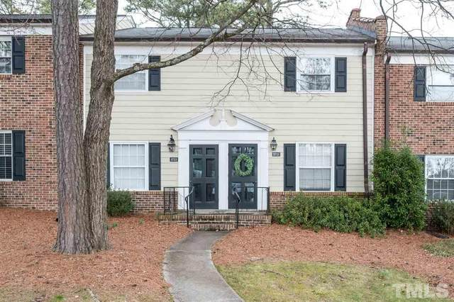 3725 Browning Place #3725, Raleigh, NC 27609 (MLS #2371174) :: The Oceanaire Realty