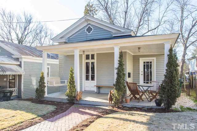 548 E Jones Street, Raleigh, NC 27601 (#2371214) :: Steve Gunter Team