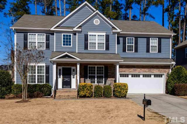 2624 Monte Terrace, Apex, NC 27502 (#2371216) :: Classic Carolina Realty