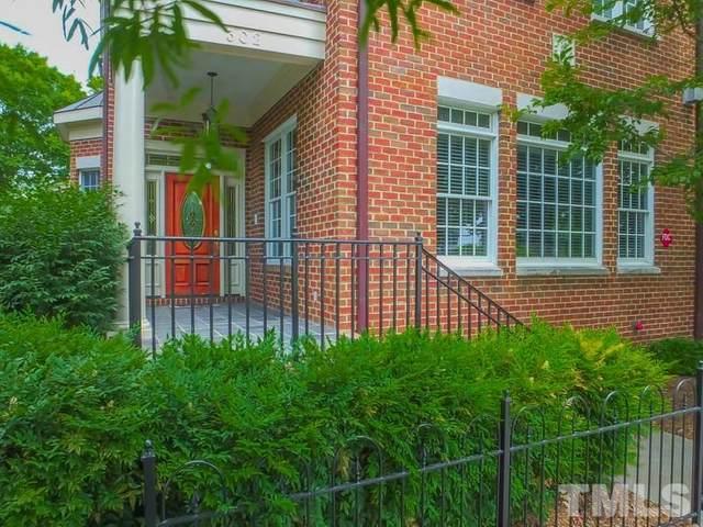 302 W Barbee Chapel Road, Chapel Hill, NC 27517 (#2371227) :: M&J Realty Group