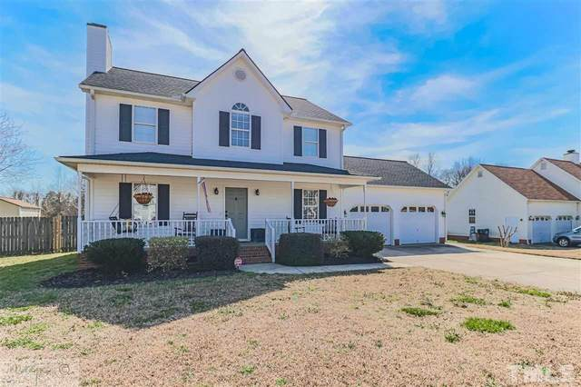 1021 Feldmen Drive, Raleigh, NC 27603 (#2371233) :: Choice Residential Real Estate