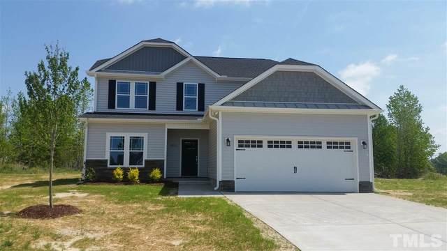 357 Darecrest Lane Lexington, Wendell, NC 27591 (#2371355) :: Sara Kate Homes