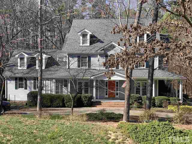 3424 Forest Oaks Drive, Chapel Hill, NC 27514 (#2371365) :: The Rodney Carroll Team with Hometowne Realty
