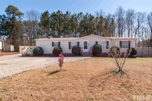 7208 Campsite Drive, Wendell, NC 27591 (#2371372) :: Choice Residential Real Estate