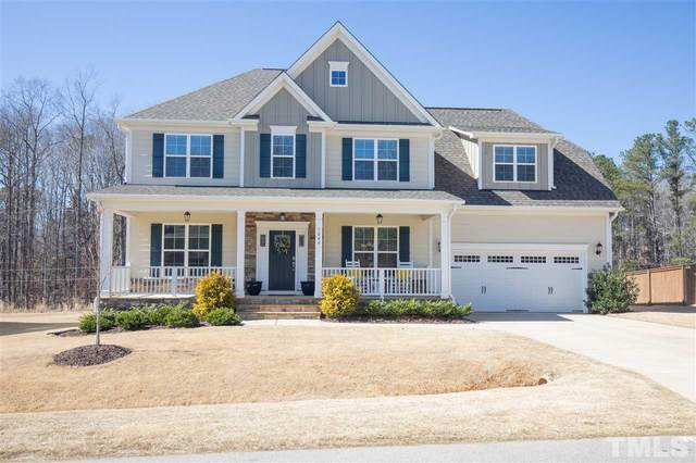 7044 Rex Road, Holly Springs, NC 27540 (#2371380) :: Steve Gunter Team