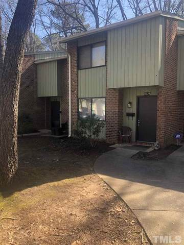 1228 Teakwood Place #1228, Raleigh, NC 27606 (#2371406) :: M&J Realty Group
