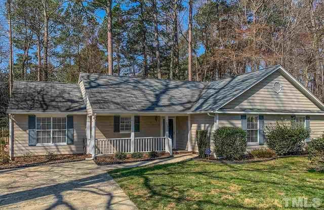 509 Vivaldi Drive, Durham, NC 27712 (#2371438) :: Sara Kate Homes