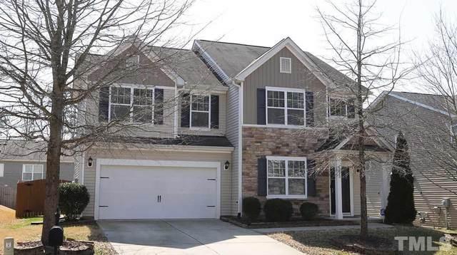 513 Birchrun Drive, Durham, NC 27712 (#2371457) :: Rachel Kendall Team