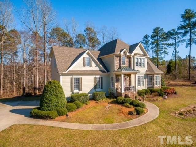 8660 Barrett Ridge Road, Wake Forest, NC 27587 (#2371479) :: Triangle Top Choice Realty, LLC