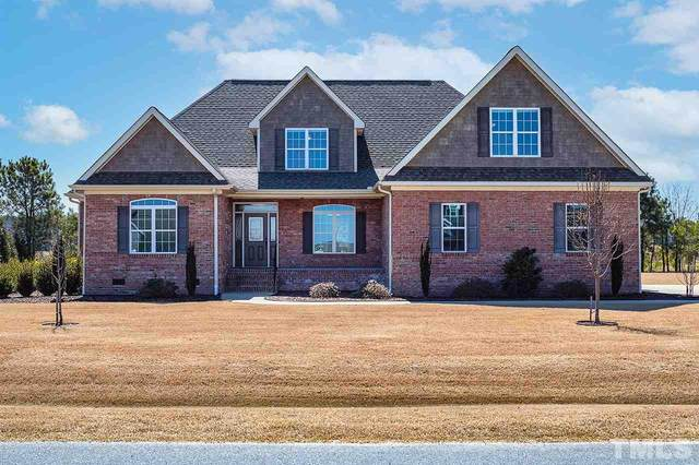 302 Pickens Drive, Goldsboro, NC 27530 (#2371495) :: Choice Residential Real Estate