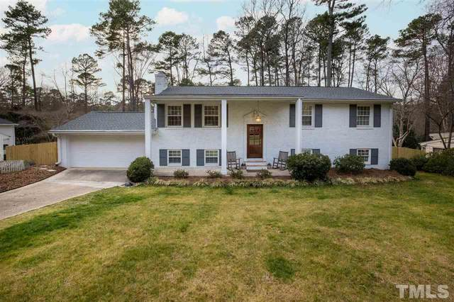 4109 Huckleberry Drive, Raleigh, NC 27612 (#2371533) :: Southern Realty Group