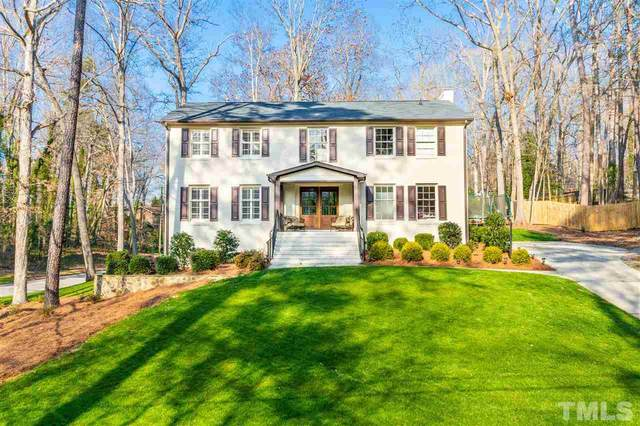 1312 Granada Drive, Raleigh, NC 27612 (#2371543) :: Triangle Just Listed