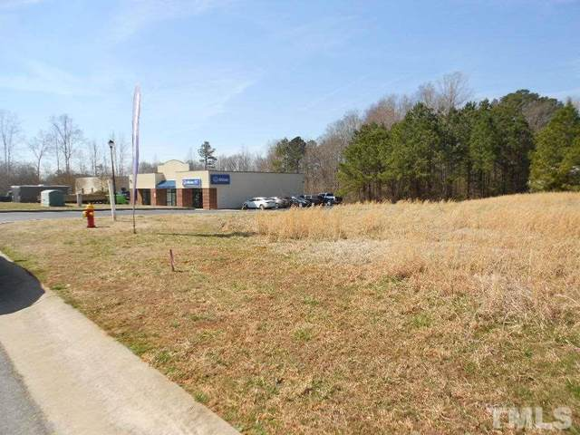 lot 3A Commerce Court, Pittsboro, NC  (#2371569) :: Southern Realty Group