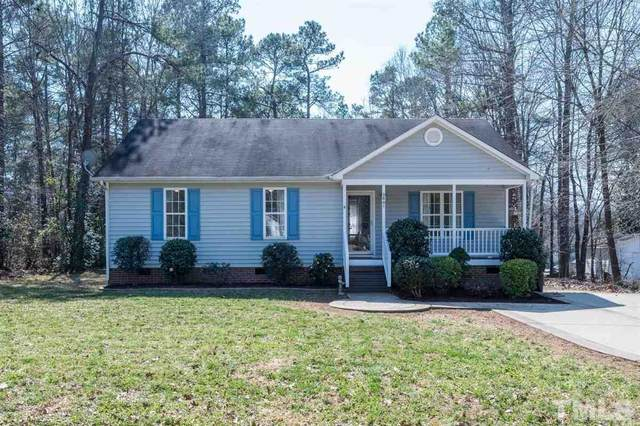 2801 Old Stagecoach Lane, Raleigh, NC 27603 (#2371586) :: Choice Residential Real Estate
