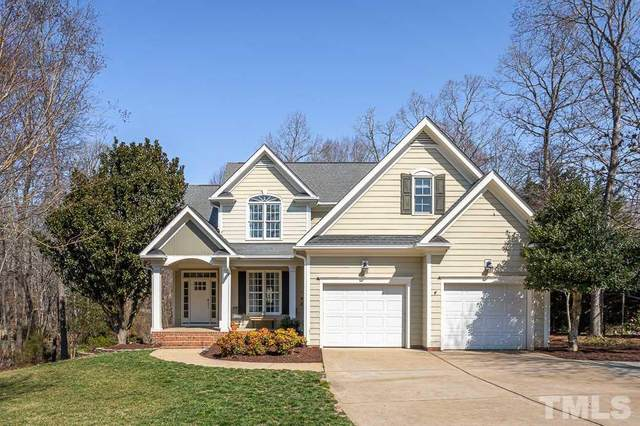 165 Georgetown Woods Drive, Youngsville, NC 27596 (#2371601) :: Choice Residential Real Estate