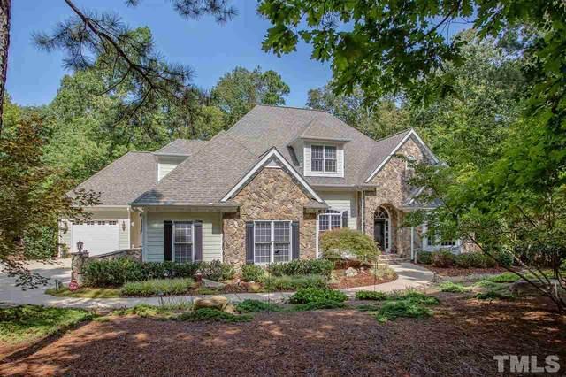 116 Ocoee Falls Drive, Chapel Hill, NC 27517 (#2371608) :: Southern Realty Group