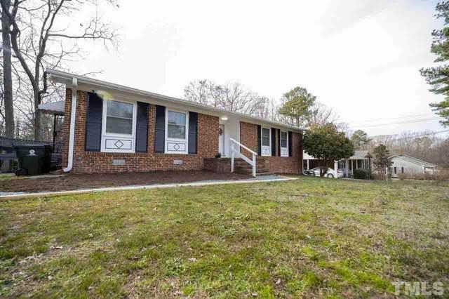 924 Danbury Drive, Durham, NC 27703 (#2371629) :: Choice Residential Real Estate
