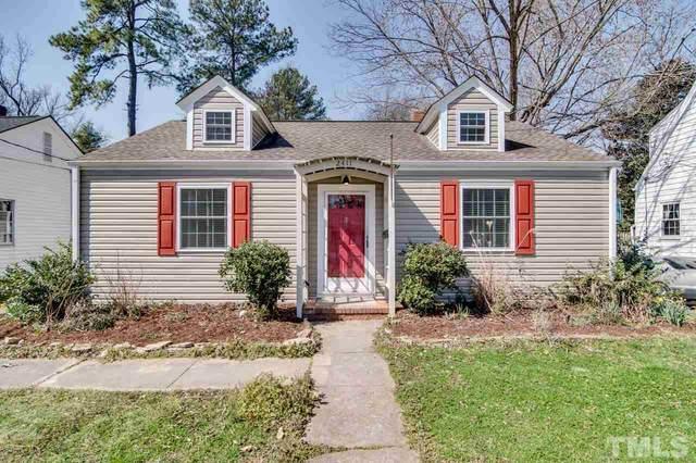 2411 Shenandoah Avenue, Durham, NC 27704 (#2371651) :: Southern Realty Group