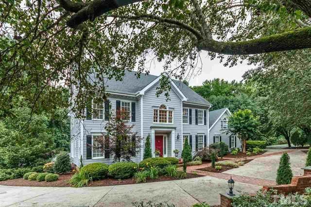 708 Pinehurst Drive, Chapel Hill, NC 27517 (#2371734) :: Choice Residential Real Estate