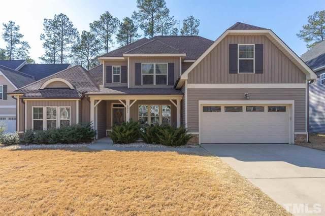 8932 Buffalo Gourd Lane, Angier, NC 27501 (#2371752) :: Choice Residential Real Estate