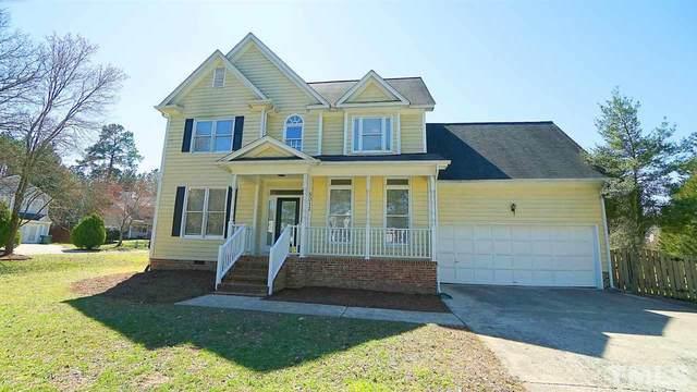 5012 Valley Ridge Drive, Durham, NC 27713 (#2371782) :: Choice Residential Real Estate
