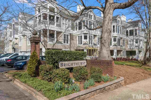 1000 Brighthurst Drive #210, Raleigh, NC 27605 (#2371903) :: Southern Realty Group