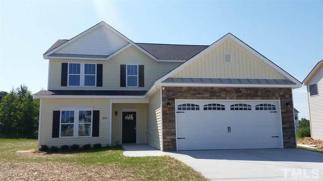 263 Grovemere Lane Lexington, Wendell, NC 27591 (#2371926) :: Sara Kate Homes