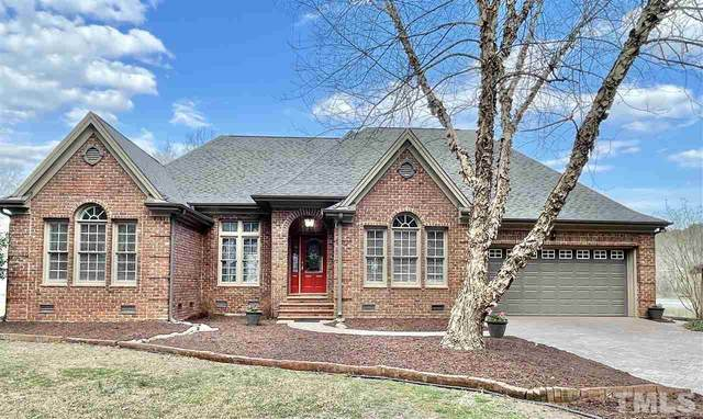 631 Cross Link Drive, Angier, NC 27501 (#2371932) :: Choice Residential Real Estate