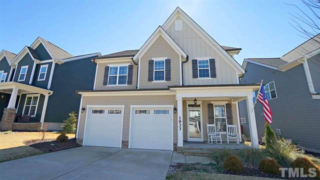 1933 Bright Kannon Way, Wendell, NC 27591 (#2371962) :: M&J Realty Group