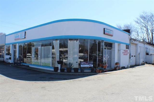 330 W Harden Street, Graham, NC 27217 (#2371979) :: Real Estate By Design