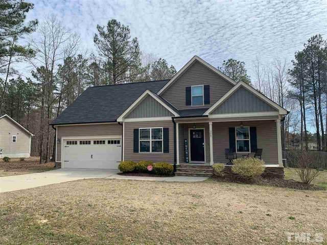 355 N Ridge Drive, Louisburg, NC 27549 (#2372007) :: Classic Carolina Realty