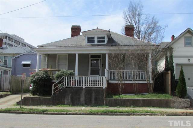 7 N East Street, Raleigh, NC 27601 (#2372045) :: The Rodney Carroll Team with Hometowne Realty