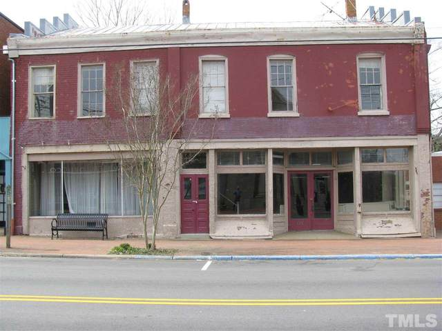 123 S Main Street, Warrenton, NC 27589 (#2372051) :: Triangle Just Listed
