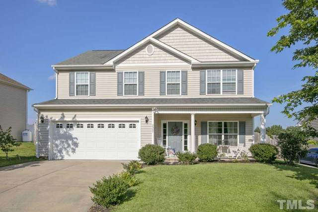 2307 King Malcolm Lane, Zebulon, NC 27597 (#2372068) :: Choice Residential Real Estate