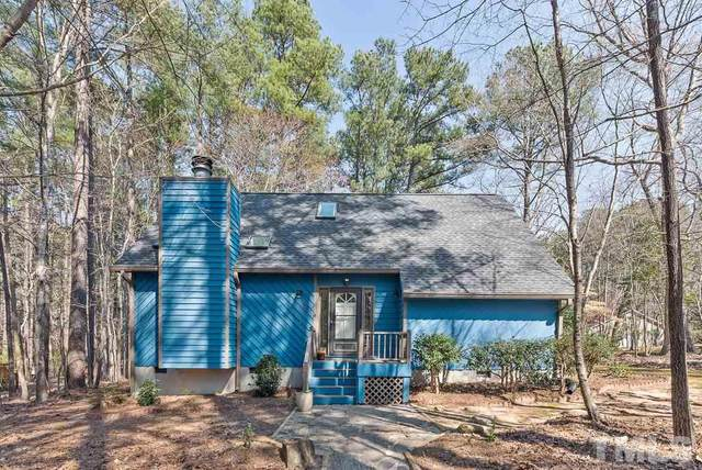 865 Shady Lawn Road, Chapel Hill, NC 27514 (#2372071) :: Choice Residential Real Estate