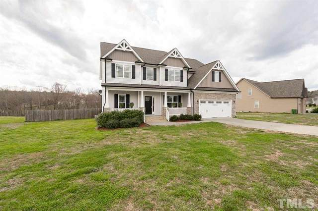 1023 Bluebell Lane, Wake Forest, NC 27587 (#2372162) :: Steve Gunter Team
