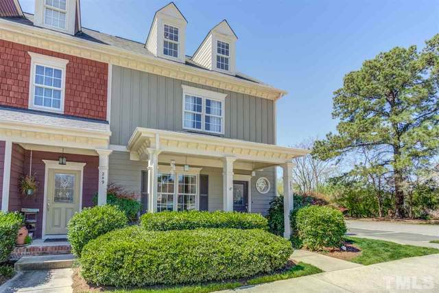253 Old Grove Lane, Apex, NC 27502 (#2372170) :: Triangle Just Listed