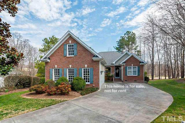 1243 Champions Pointe Drive, Durham, NC 27712 (#2372183) :: RE/MAX Real Estate Service