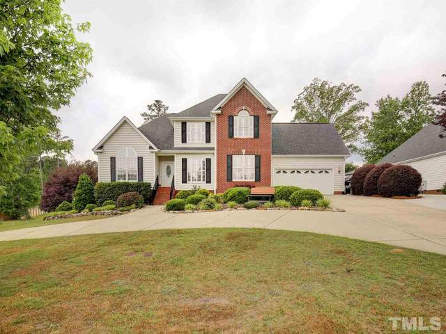 205 Wickfield Drive, Sanford, NC 27330 (#2372223) :: Southern Realty Group