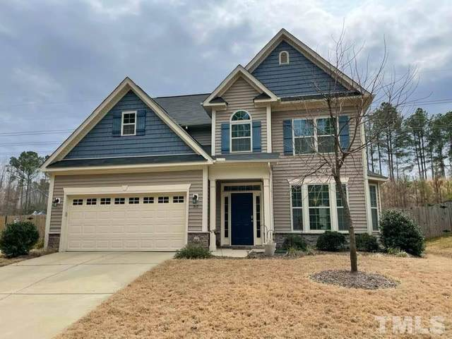 317 Sweet Violet Drive, Holly Springs, NC 27540 (#2372230) :: M&J Realty Group