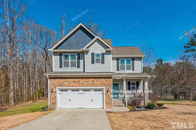 40 Junewood Lane, Youngsville, NC 27596 (#2372246) :: Classic Carolina Realty