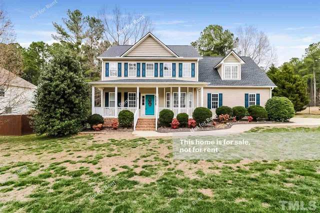 218 Fontana Drive, Clayton, NC 27527 (#2372248) :: Triangle Just Listed